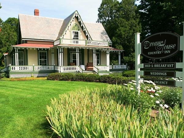 Dreamhouse Country Inn, Bristol, Vermont
