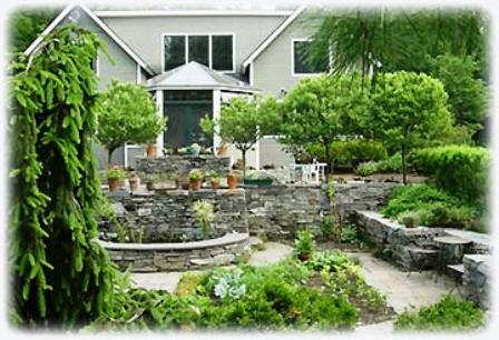 Hidden Gardens Bed and Breakfast, Hinesburg, Vermont