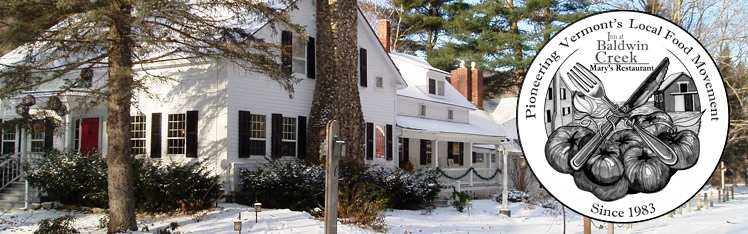 The Inn at Baldwin Creek, Bristol, Vermont