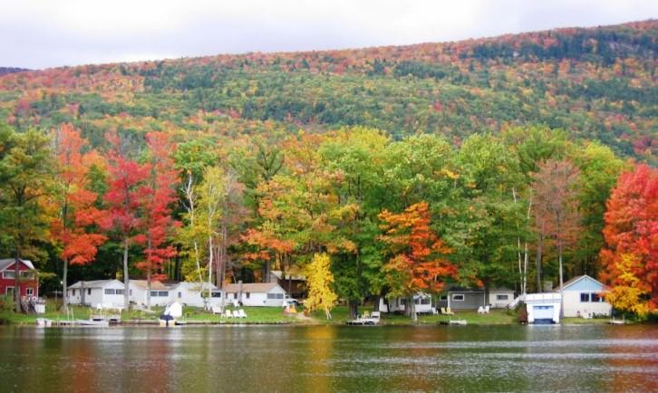 North Cove Cottages, Brandon, Vermont