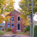 On the Creek Bed and Breakfast, Middlebury, Vermont