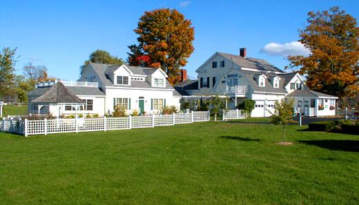 Strong House Inn, Vergennes, Vermont