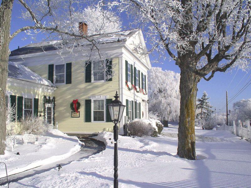 Strong House Inn, Vergennes, VT